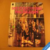 Šest strýců v Redutě VÍNO ZELÍ A ZPĚV 1972 LP stereo