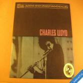 Lloyd Charles FOREST FLOWER 1969 LP Atlantic Supraphon stereo +++