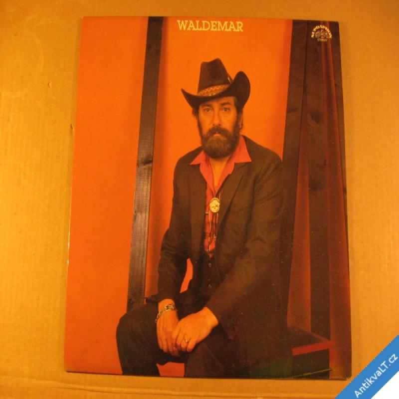 foto Matuška Waldemar WALDEMAR 1983 LP stereo stav1
