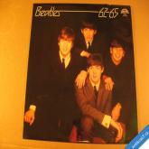 +++ BEATLES 62 - 65 LP 1981 stereo ++++