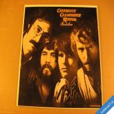 Creedence Clearwater Revival PENDULUM 1970 LP stereo India