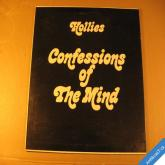 The Hollies CONFESSIONS OF THE MIND 196? India LP stereo