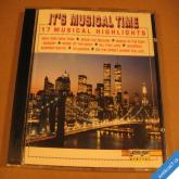 It´s Musical Time 17 MUSICAL HIGHLIGHTS 1994 Delta CD