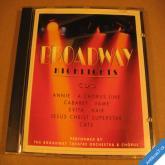 BROADWAY HIGHLIGHTS 3 Holland 1995 CD