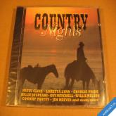 COUNTRY NIGHTS Cline, Lynn, Pride, Mitchell, Reeves... 1993 CD