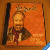 Werich Jan PORTRÉTY HVĚZD 2000 Music Multimedia CD