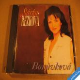 Rezková Šárka BORŮVKOVÁ 1997 EMI Monitor CD