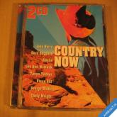 Country Now - Berry, Bogguss, Emilio, Womack, Strait... 1998 NL 2CD