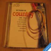 50 YEARS OF COUNTRY 1990 - 2000 EMI Holland 2CD