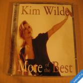 Wilde Kim MORE OF THE BEST 1998 Holland CD