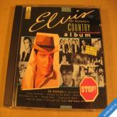 Presley Elvis COUNTRY ALBUM 1987 BMG Ariola Benelux CD