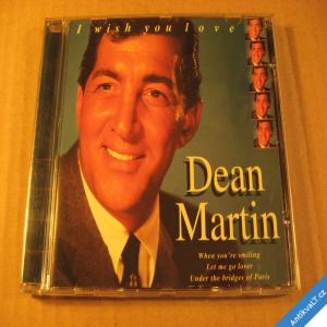 foto Dean Martin I WISH YOU LOVE 1996 Holland CD