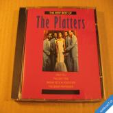 The Platters THE VERY BEST OF 1991 Holland CD