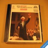 MÁ VLAST Kubelík Rafael CZECH PHILHARMONIC ORCHESTRA 1990 Supraphon CD