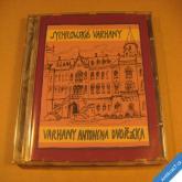 SYCHROVSKÉ VARHANY ANTONÍNA DVOŘÁKA zámecká kaple Sychrov 2001 CD