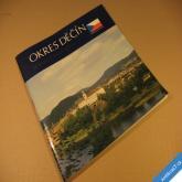 OKRES DĚČÍN - SEVEROČESKÝ KRAJ 1986 Ústí nad Labem