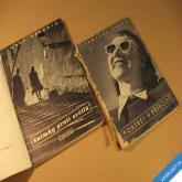 3 x fotografická knížka Vávra J., Bučina F., Šebesta J. 1948