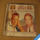 Jimmy Reeves & Buck Owens THEIR GREATEST 2001 Galaxy Music CD