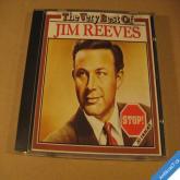 Jim Reeves THE VERY BEST OF 1981 BMG CD