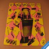 17 ROCK´N´ROLL CLASSICS 1982 Hungary LP stereo