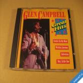 Campbell Glen GREAT HITS 1990 Duchesse CD