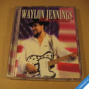 foto Jennings Waylon WHITE LIGHTIN´ 1998 Bellevue CD