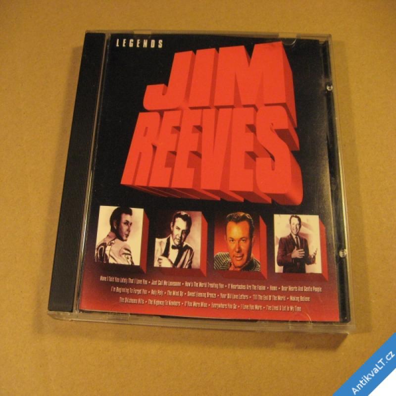 foto Reeves Jim 1994 HHO LTD UK CD