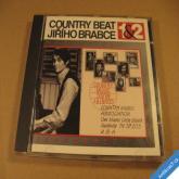 COUNTRY BEAT JIŘÍHO BRABCE & 12  NASHVILLE TENNESSEE 1996 Bonton CD