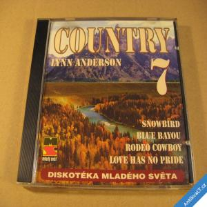 foto Anderson Lynn COUNTRY 7 Loděnice MS 1998