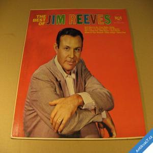 foto vlož názReeves Jim THE BEST OF LP India RCA ev