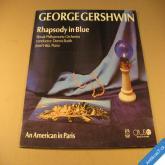 Gershwin George RHAPSODY IN BLUE 1975 Opus LP