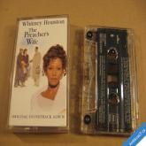 Houston Whitney THE PREACHER´S WIFE Original Soundtrack Album 1996 MC