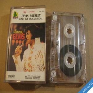 foto Presley Elvis KING OF ROCK´N´ROLL 1990 Baron Music MC