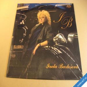 foto Bartošová Iveta IB 1987 LP Supraphon