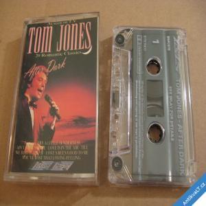 foto Jones Tom ROMANTIC CLASSICS AFTER DARK 1989 Stylus Music MC