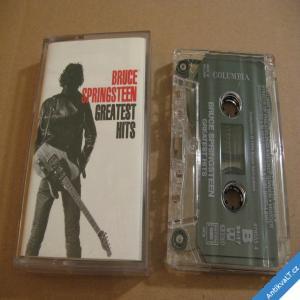 foto Springsteen Bruce GREATEST HITS 1995 Columbia Sony MC