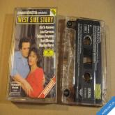 WEST SIDE STORY Bernstein, Kanawa, Carreras... 1986 Polydor DE MC