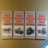 GESSCHICHTE DES DEUTSCHEN LKW - BAUS 4 díly 1994..  historie náklaďáků