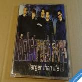 Back Street Boys LANGER THAN LIFE 1999 JIVE CD