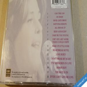 foto Quatro Suzi GOLD COLLECTION EMI 1996 EMI CD