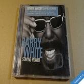 White Barry STAYING POWER 1999 Virgo BMG CD