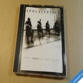 Apocalyptica PLAYS METALLICA BY FOUR CELLOS 1996 Polygram Finland CD