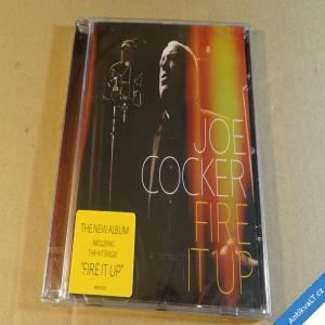 foto Cocker Joe FIRE IT UP 2012 Sony CD nerozbaleno