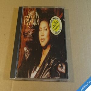 foto Franklin Aretha GREATEST HITS 1980 - 1994 Arista BMG CD