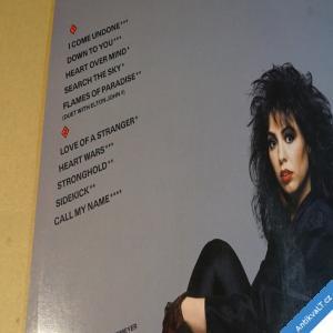 foto Rush Jennifer HEART OVER MIND 1987 CBS DE LP