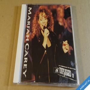 foto Carey Mariah UNPLUGGED 1992 MTV Sony CD