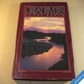 GREAT RIVERS OF THE WORLD National Geographic 1984 Washington D.C.