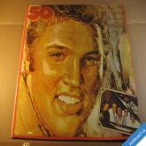 50 x THE KING ELVIS PRESLEY´S Danny Mirror & The Jordanaires 1984 Rom.