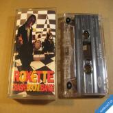 Roxette CRASH!BOOM!BANG! 1994 EMI Sweden MC