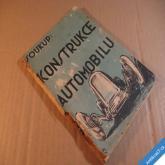 Soukup Jan KONSTRUKCE AUTOMOBILU 1930